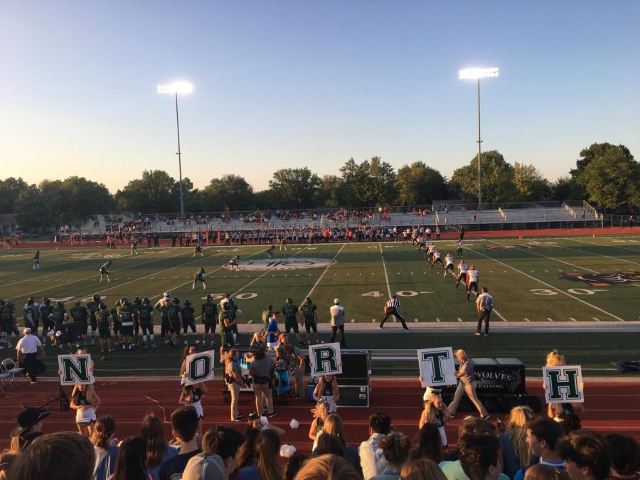 Timberwolves Race Past the Broncos in First District Win