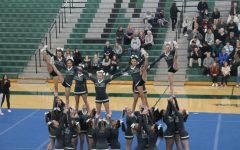 Cheer gets ready for nationals in Dallas with one last performance at North