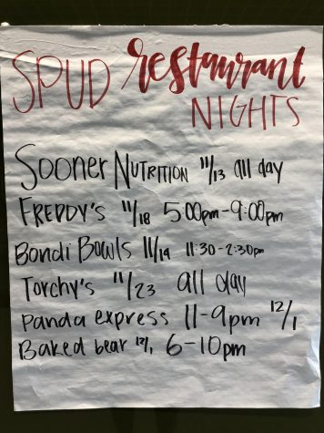 SPUD NIGHTS