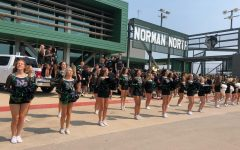 Navigation to Story: Outdoor Pep Assembly Promotes School Spirit